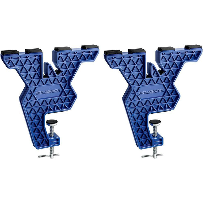 Holmenkol Vices Holmenkol Snowboard Vice - Freeride Fix Ski and Snowboard Vise Set