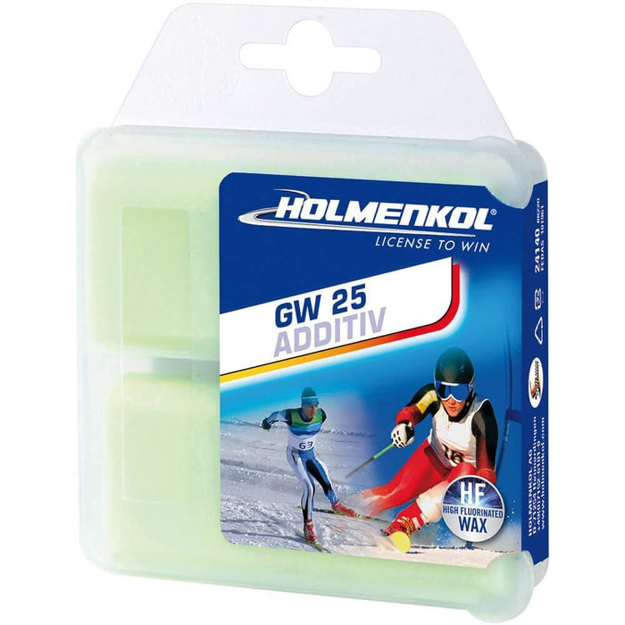 Holmenkol Wax Holmenkol Additiv High­Fluor GW25  Ski Racing Wax 2x35g Sticks
