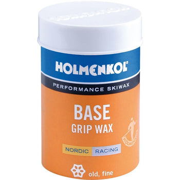 Holmenkol Wax Holmenkol Base Grip Wax for Nordic XC Skis - 45g