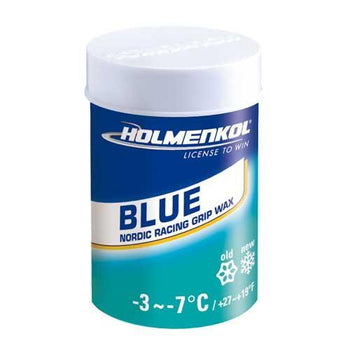 Holmenkol Wax Holmenkol Blue Grip Wax For Nordic XC Skis
