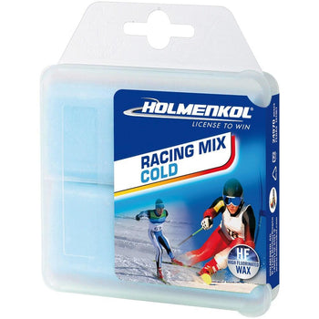 Holmenkol Wax Holmenkol Racing Mix COLD Ski Racing Wax 2x35g Sticks