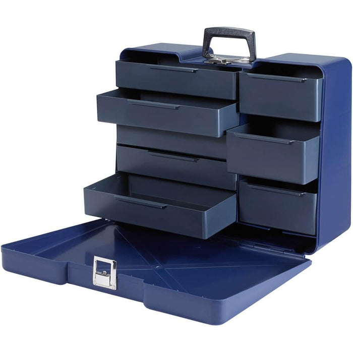 Holmenkol Waxing Tools Holmenkol Service Box Ski & Snowboard Tool Box with Drawers