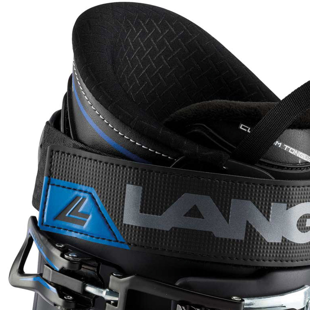 Lange LX 120 Mens Ski Boots Medium Volume