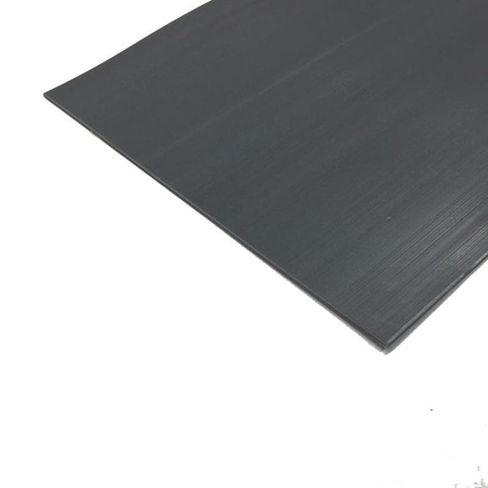 Wintersteiger Base Repair Ski & Snowboard Base Material Sheet 300mm x 90mm x 1.3mm - Black