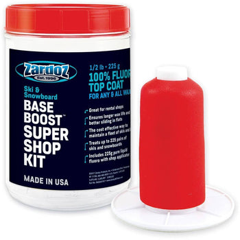 Zardoz NotWax Wax Zardoz NotWax Base Boost Teflon Workshop Kit 225g