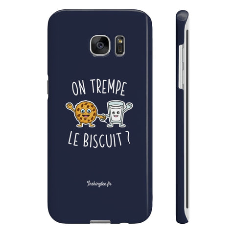 Coque Smartphone - On Trempe Le Biscuit - Inshinytee
