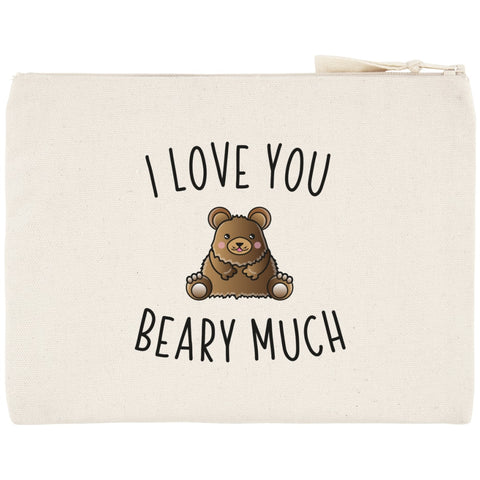 Pochette - I love you beary much - Inshinytee