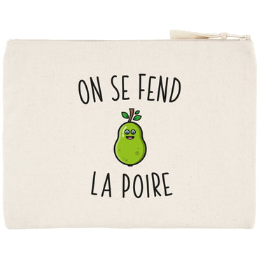 Pochette - On se fend la poire - Inshinytee