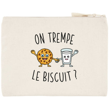 Pochette - On trempe le biscuit - Inshinytee
