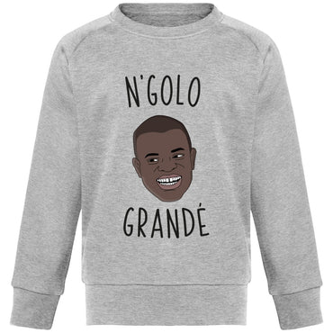 Sweat Enfant - N'golo Grandé Illustration - Inshinytee
