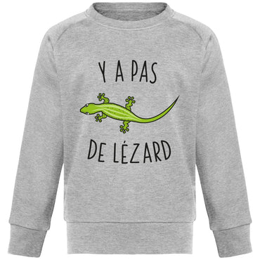 Sweat Enfant - Y a pas de lézard - Inshinytee
