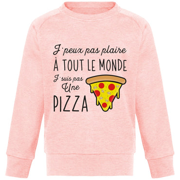 Sweat Enfant - Pizza - Inshinytee