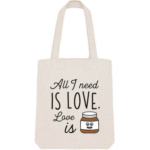 Tote Bag - All I need is love - Inshinytee