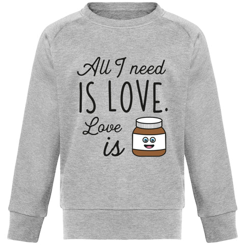 Sweat Enfant - All I need is love - Inshinytee