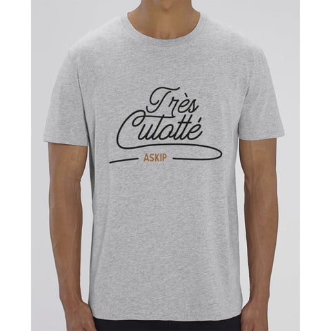 T-Shirt Homme - Très culotté askip - Heather Grey / XXS - Homme>Tee-shirts