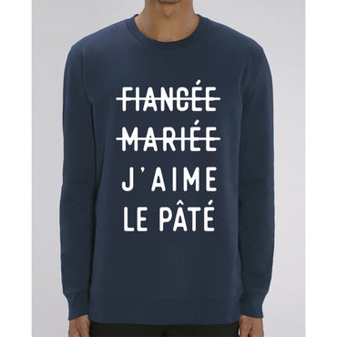 Sweat Unisexe - Jaime le pâté - French Navy / XXS - Unisexe>Sweatshirts