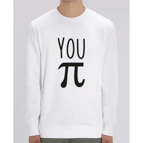 Sweat Unisexe - You Pi - White / XS - Unisexe>Sweatshirts