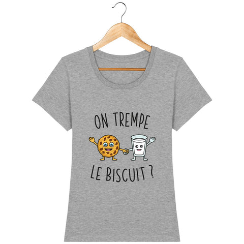 T-Shirt Femme - On trempe le biscuit
