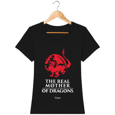 T-Shirt Femme - The real mother of dragons