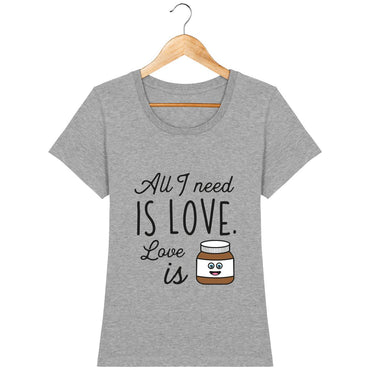T-shirt Femme - All I need is love