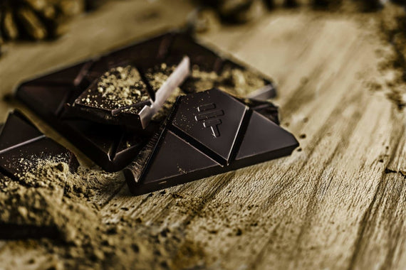 How much caffeine is in chocolate compared to coffee | To'ak Chocolate