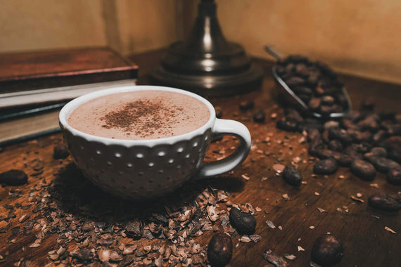 Why drink cacao instead of coffee in the morning? | To'ak Chocolate