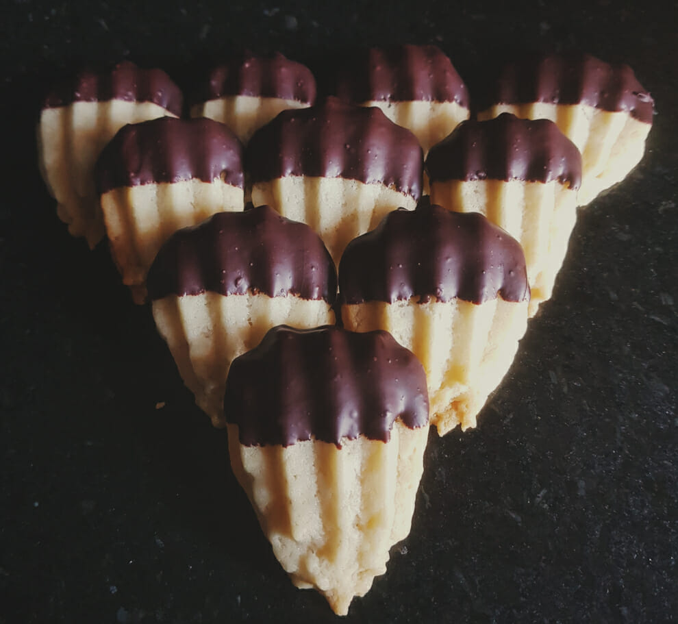 Vegan Chocolate Recipes - Viennese Biscuits | To'ak Chocolate