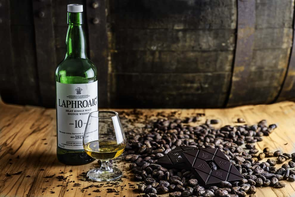 Chocolate and whisky pairing