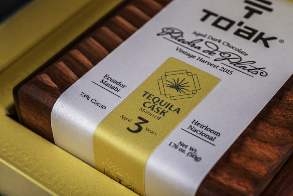 Chocolate for Your Devoted Colleagues: To'ak's Origin Aged Series