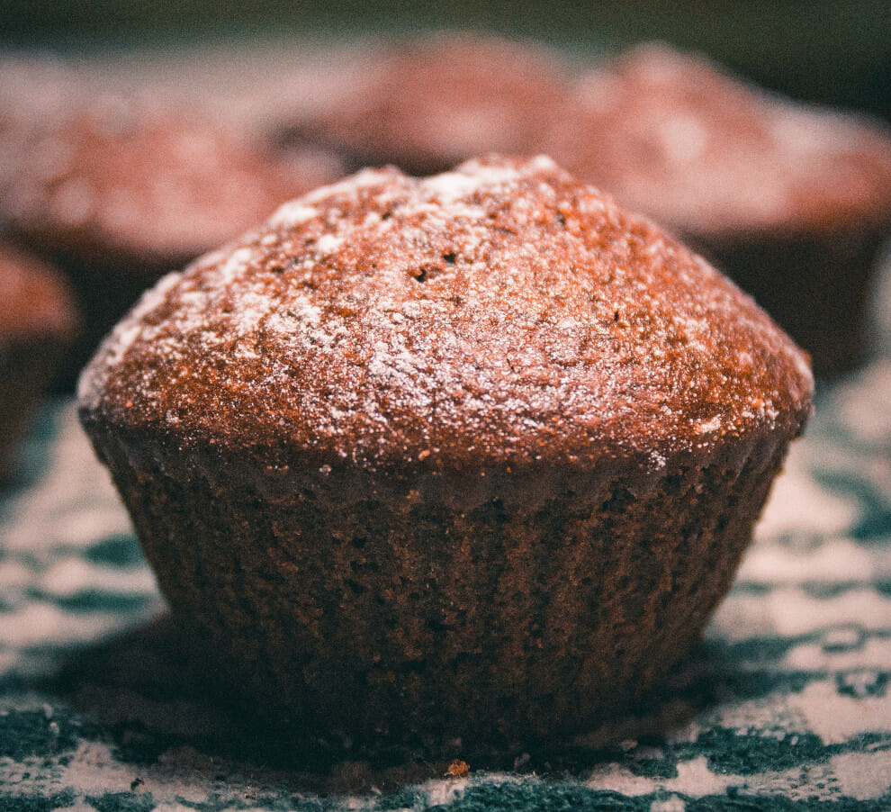 Vegan Chocolate Recipes - Muffins | To'ak Chocolate