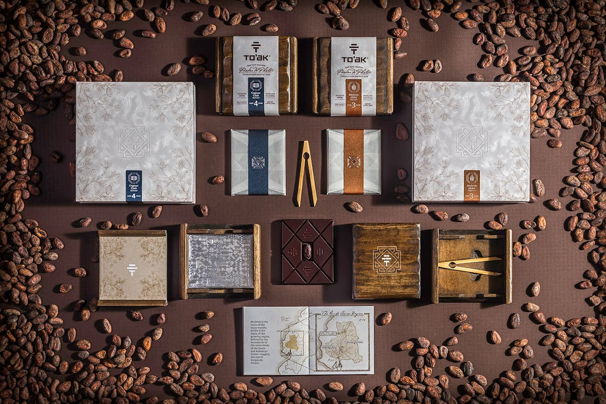 Image result for Ta'Ok Chocolate aged 3 Years