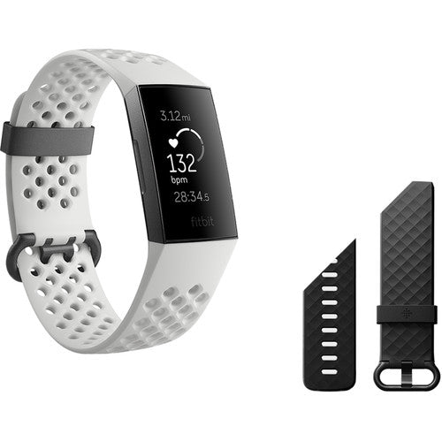Fitbit Charge 3 White