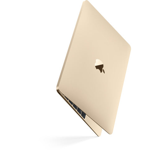 "Macbook 12"" Laptop Gold"