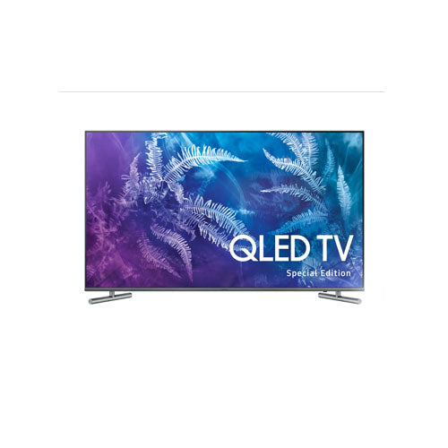 "Samsung 55"" 4K QLED Smart TV"