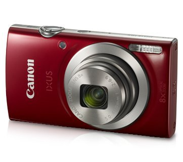 Canon Ixus Red 185