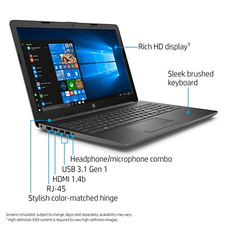 "HP 15"" Laptop"
