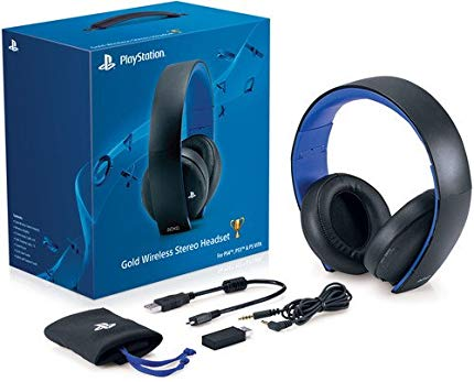 Ps4 Serie Oro Headphone