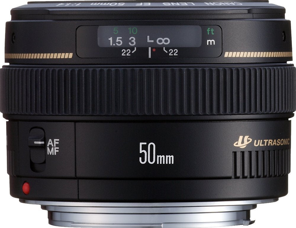 Canon EF 50mm F1.4 Lens