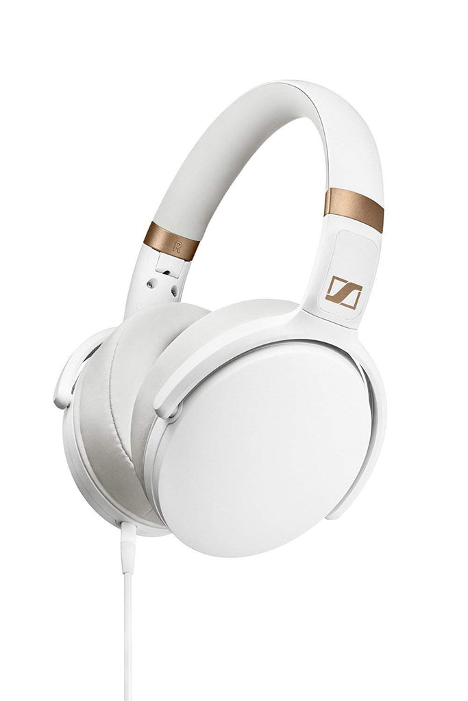 HD 4.30I White Headphone