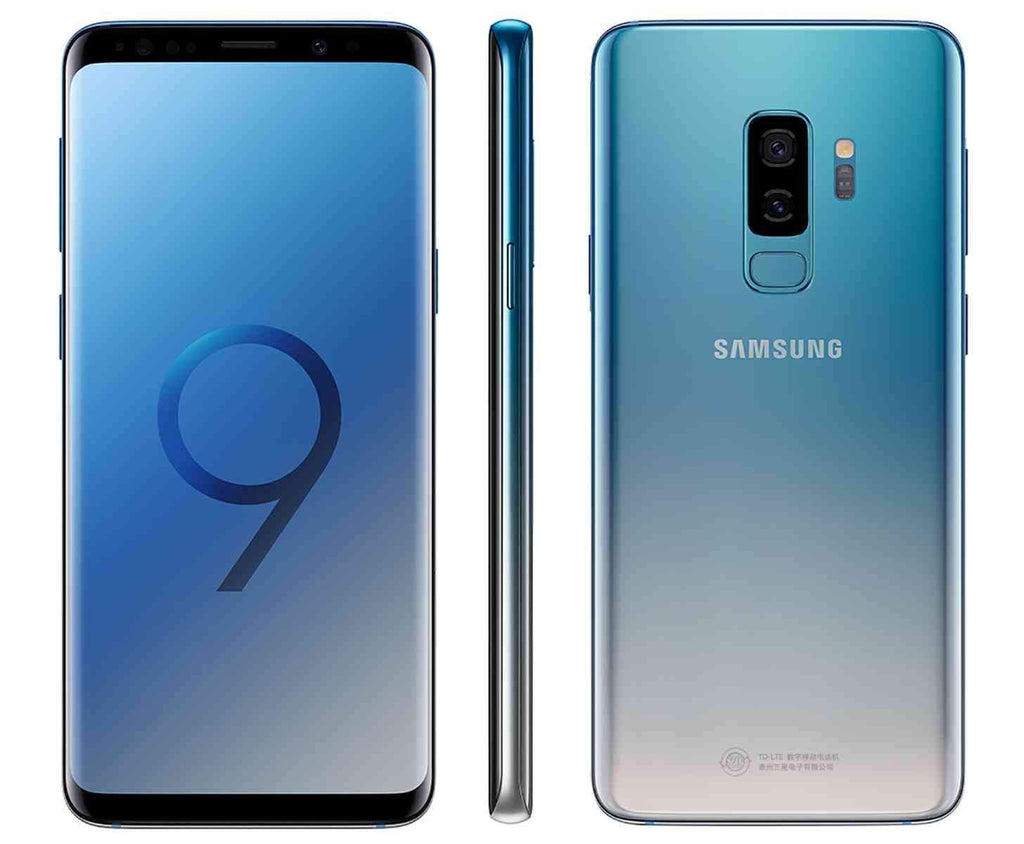 Samsung S9+ DS Midnight  64gb/128gb