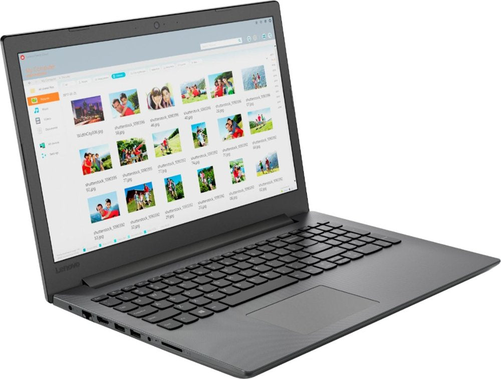 "Lenovo 15"" Laptop Black"