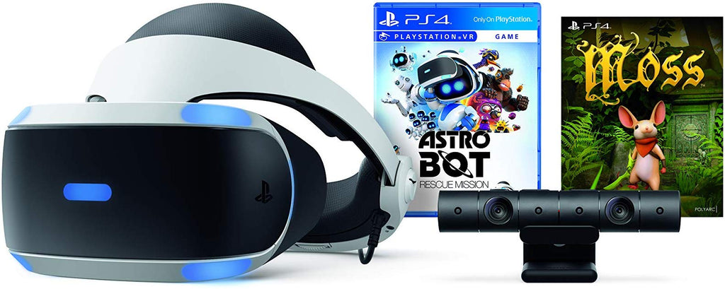 Ps4 VR Astro Bot & Moss