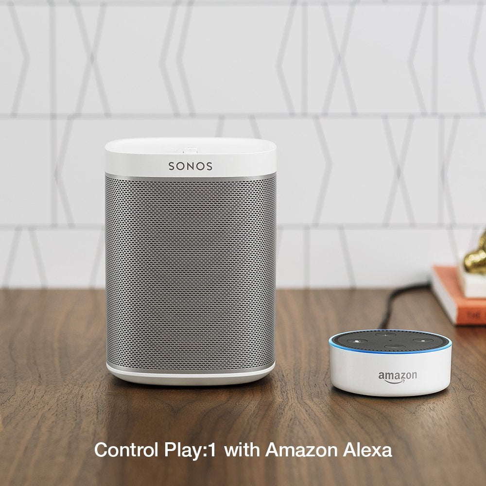 Sonos Play 1 White Compact