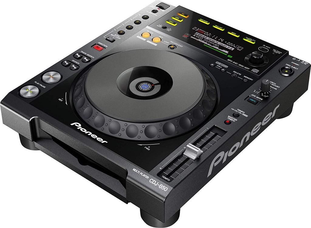 Compac Disc Player DJ