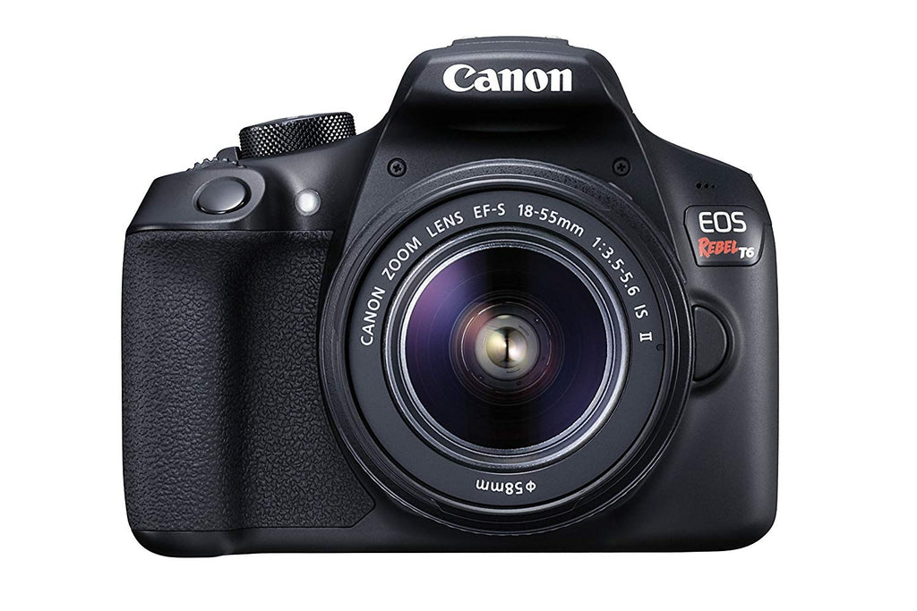 Canon T6 DL 18-55
