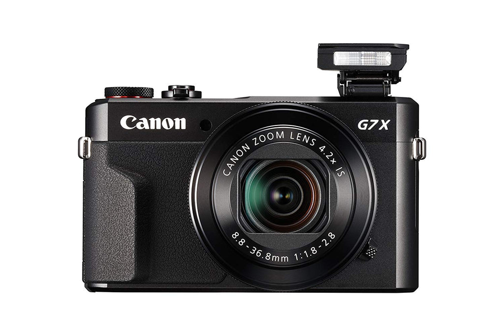 Canon G7x Mark II Black