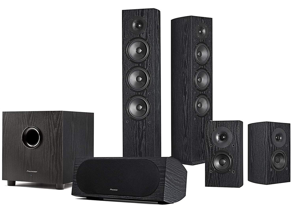 Pioneer Home Theater 3 Set