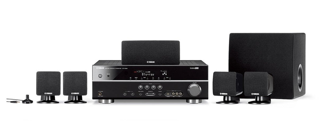 Yamaha YHT-294 Home Theater System