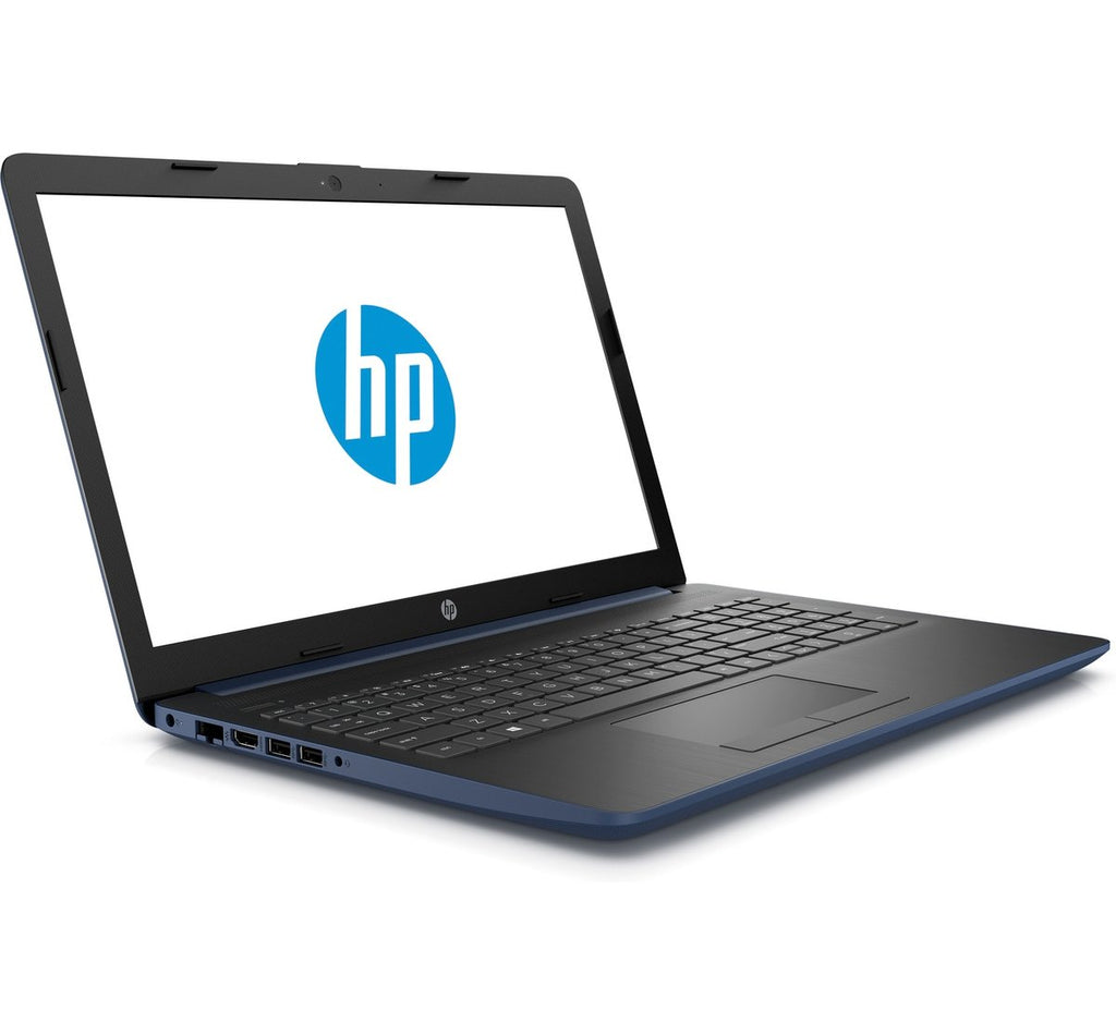 "HP 15"" Laptop Blue Touch Screen"