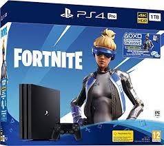 PS4 Pro 1TB Fornite Bundle